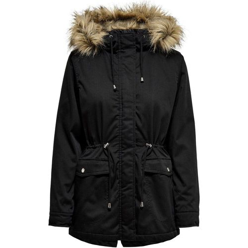 Bord En Fourrure Synthétique Parka Women - ONLY - modalova