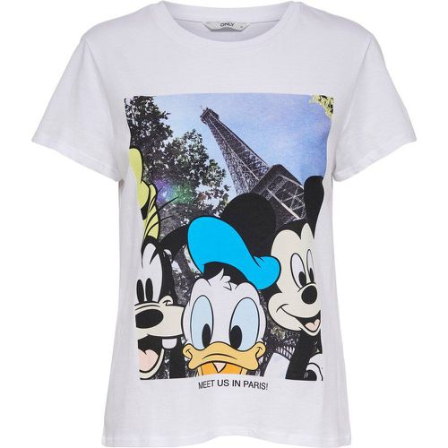 Disney Printed T-shirt Women - ONLY - Shopsquare