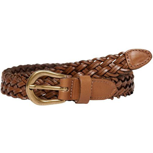 ONLY Tressée Ceinture Women Brown - ONLY - modalova