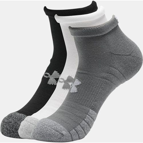 Paires de chaussettes basses HeatGear® Lo Cut pour adulte - Under Armour - Shopsquare