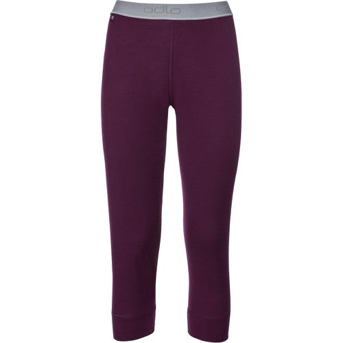 Collant 3/4 baselayer 100 % laine mérinos naturelle Warm - Odlo - Shopsquare