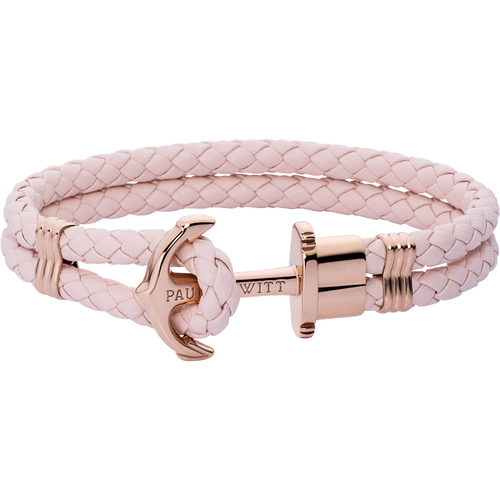 Bracelet Ancre PHREP IP Or Rosé Pink Rose - PAUL HEWITT - Shopsquare
