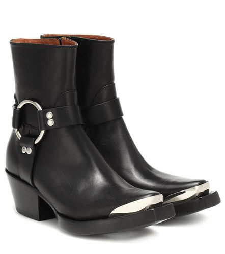 Bottines santiags en cuir - Vetements - Modalova