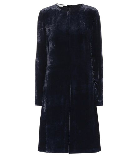 Robe en velours - Stella McCartney - Modalova