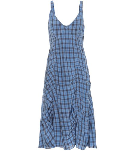 Robe midi à carreaux - Acne Studios - Shopsquare