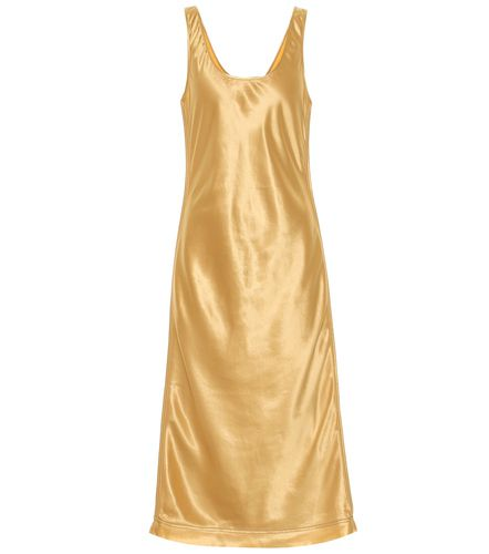 Robe en satin - Acne Studios - Shopsquare
