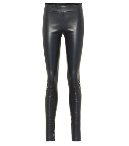 Legging en cuir - The Row - Shopsquare