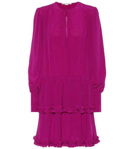 Robe en soie - Stella McCartney - Modalova