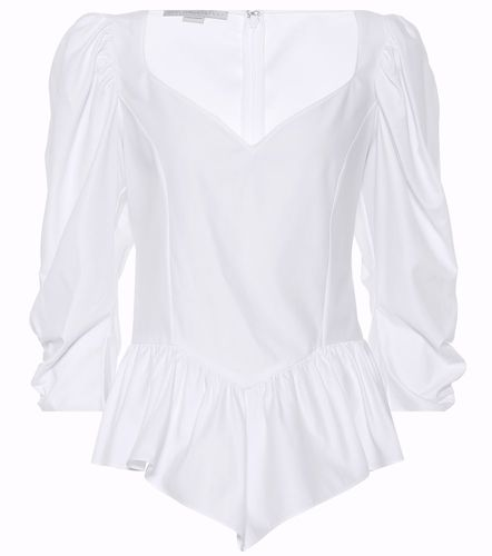Blouse en coton - Stella McCartney - Shopsquare