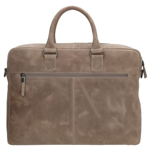 Malmö Grey Laptoptas 18305012 - Micmacbags - Modalova