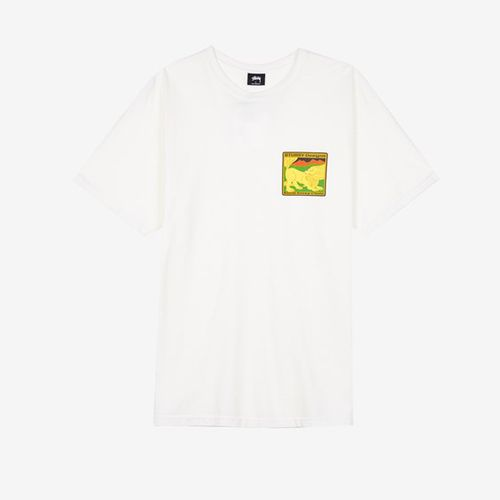 Stussy Break Every Chain Dyed Tee - Stussy - Shopsquare