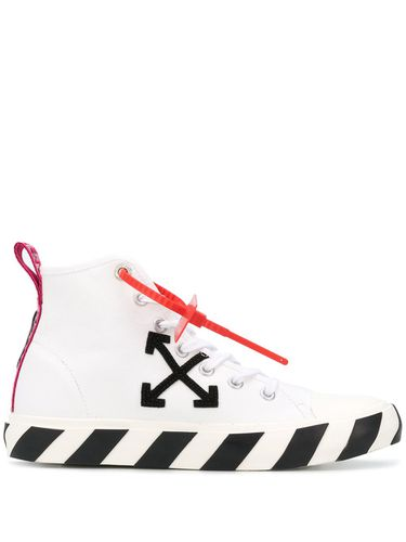 Vans X 3 Off White Montantes Off High 0 Baskets White Noir