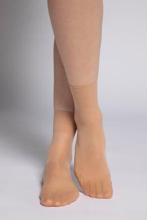 Socquettes Grande Taille Femme - Ulla Popken - Modalova